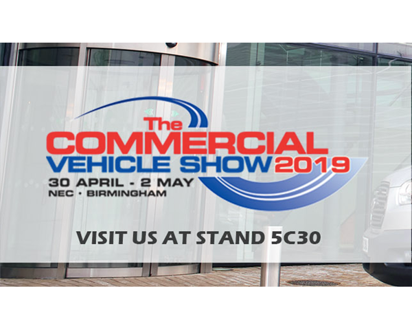 Visit Modul-System at The CV Show at Stand 5C30