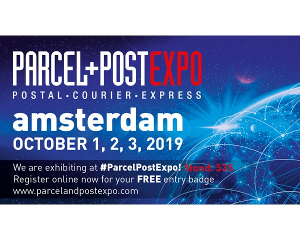 Visite a Modul-System na Parcel+Post Expo 2019
